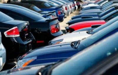 Parco auto a biometano